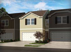 Jade - South & Main Townhomes: Fuquay Varina, North Carolina - Meritage Homes