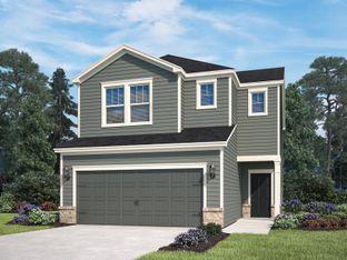 Ayden - South & Main: Fuquay Varina, North Carolina - Meritage Homes