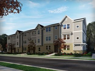 Aden - Enclave at City Park - The Heights Series: Charlotte, North Carolina - Meritage Homes