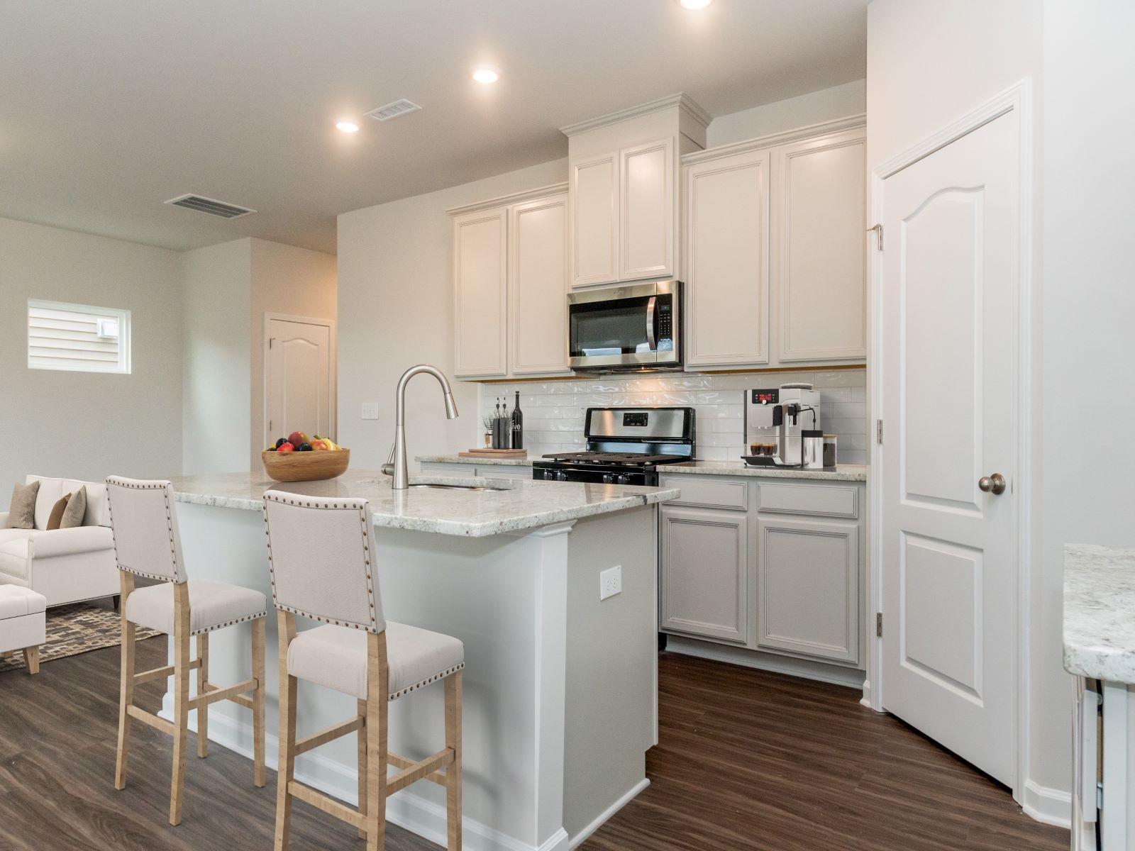 Kitchen featured in the Carson By Meritage Homes in Raleigh-Durham-Chapel Hill, NC