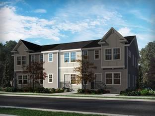 Pinebrook - Enclave at City Park: Charlotte, North Carolina - Meritage Homes