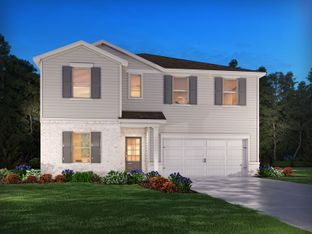 Taylorsville Basement - Parkview East: Lilburn, Georgia - Meritage Homes
