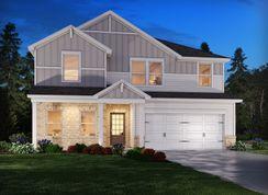 Chatam - Parkview East: Lilburn, Georgia - Meritage Homes