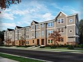 Enclave at City Park - The Heights Series by Meritage Homes in Charlotte North Carolina
