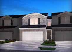 Pearl - Winding Creek Townhomes: McDonough, Georgia - Meritage Homes