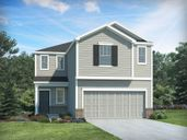 Brighton Station by Meritage Homes in Raleigh-Durham-Chapel Hill North Carolina