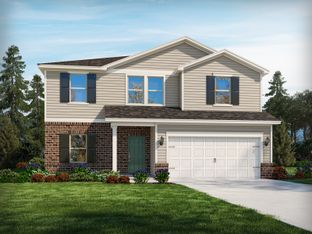 Brentwood - Bowman Village: Mebane, North Carolina - Meritage Homes