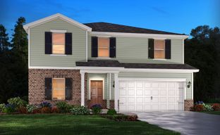 Bowman Village by Meritage Homes in Raleigh-Durham-Chapel Hill North Carolina