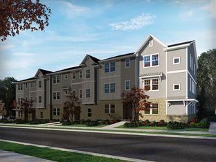 Aden - Enclave at City Park: Charlotte, North Carolina - Meritage Homes