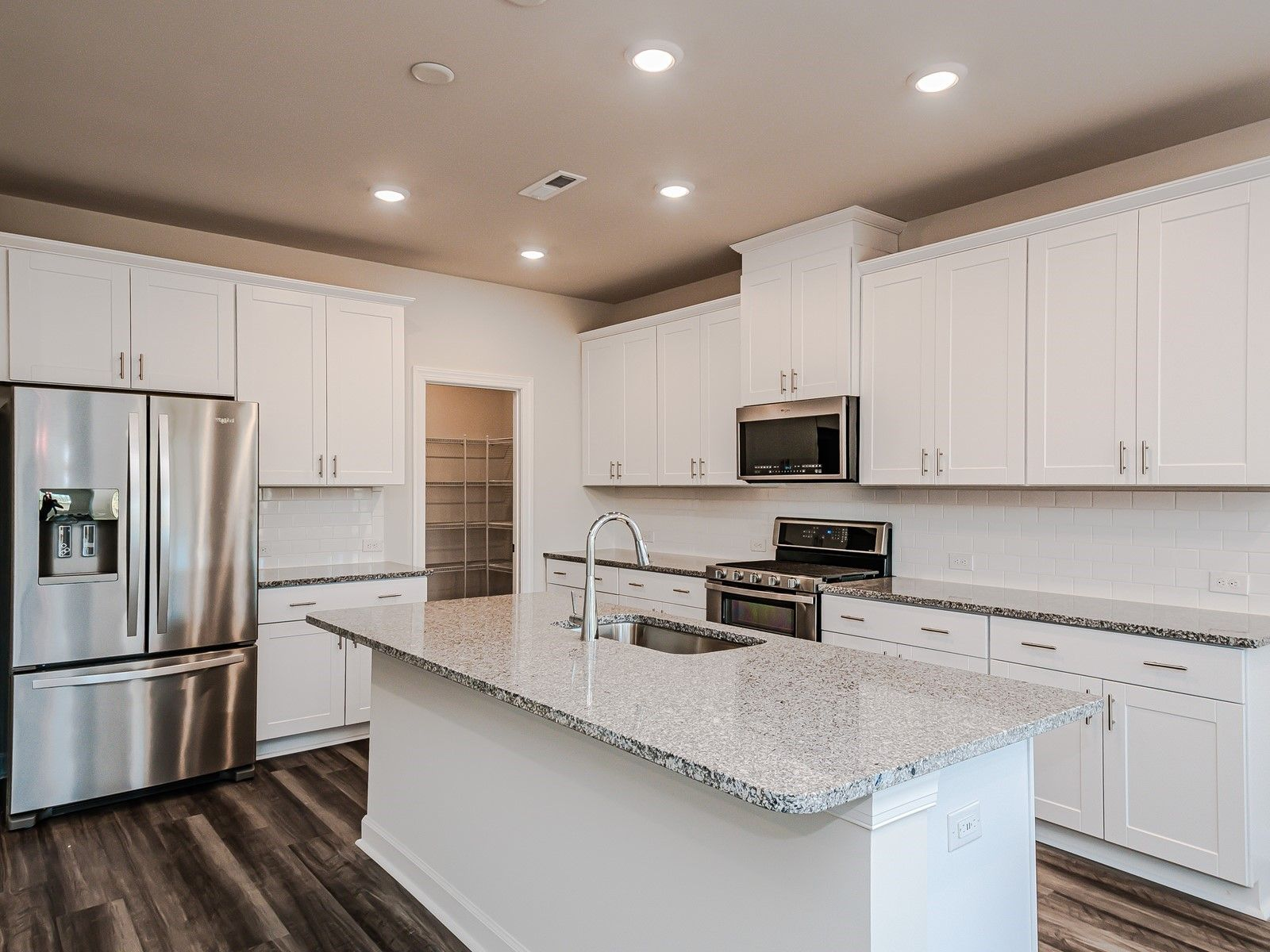 Kitchen featured in the Sherwood By Meritage Homes in Charlotte, NC
