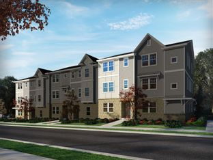 Pembrooke - Enclave at City Park - The Heights Series: Charlotte, North Carolina - Meritage Homes