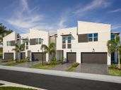Enclave at Mangonia Park by Meritage Homes in Palm Beach County Florida