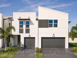 Nickel - Enclave at Mangonia Park: Mangonia Park, Florida - Meritage Homes