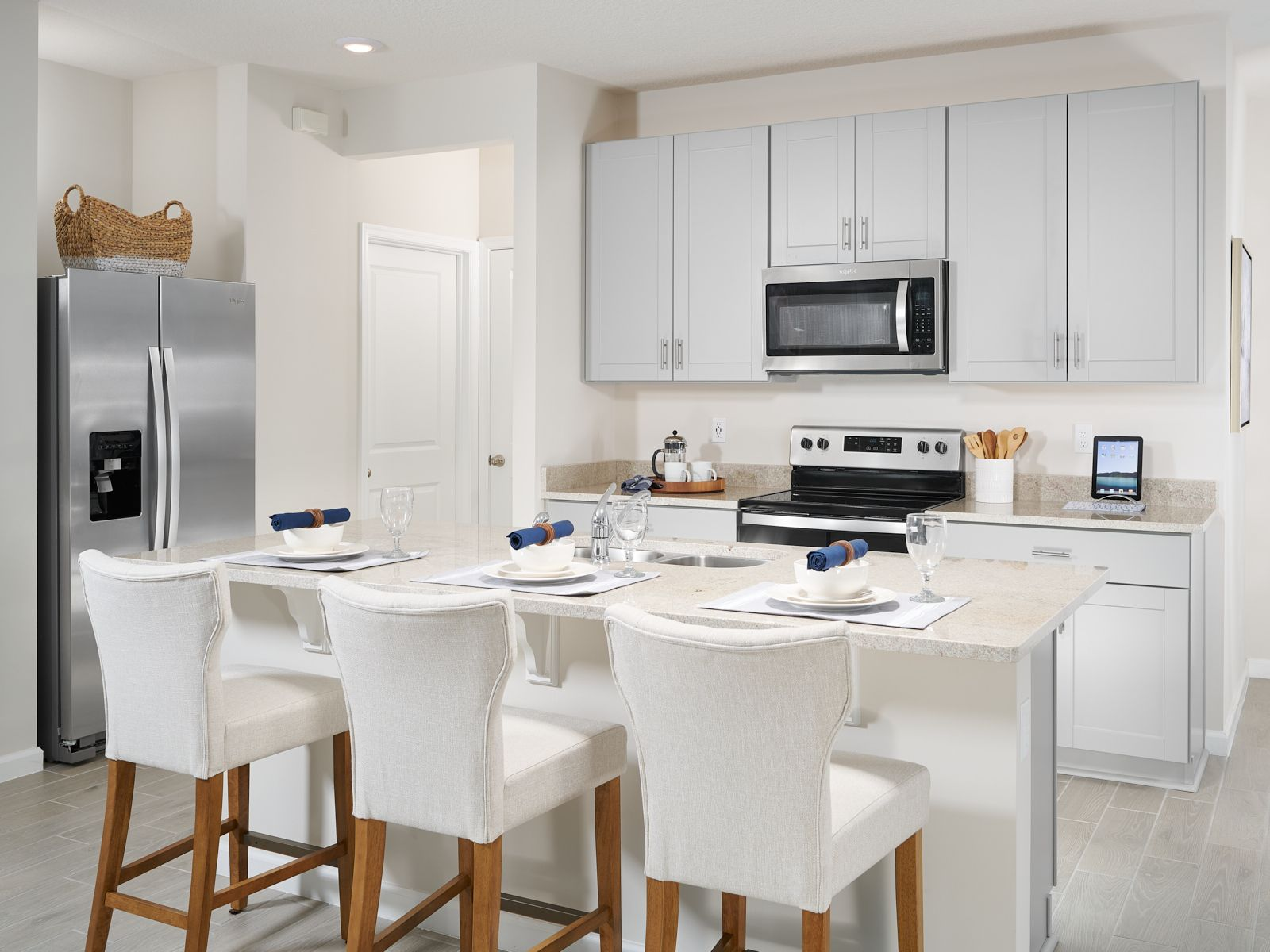 Kitchen featured in the Copper End By Meritage Homes in Martin-St. Lucie-Okeechobee Counties, FL