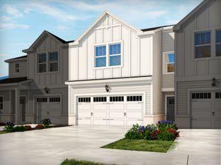 Opal - The Village at Chapel Green: Greenville, South Carolina - Meritage Homes