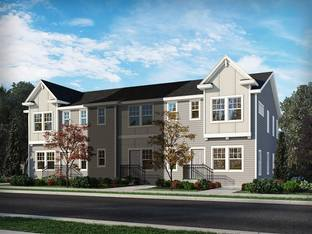 Farthington - Enclave at City Park - The Heights Series: Charlotte, North Carolina - Meritage Homes