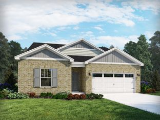 Nicholson II - Heron Creek: Mint Hill, North Carolina - Meritage Homes