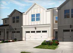 Jade - The Village at Chapel Green: Greenville, South Carolina - Meritage Homes
