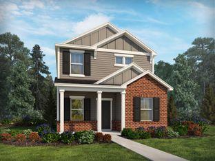 Rutledge II - Shopton Point: Charlotte, North Carolina - Meritage Homes