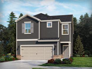 Clarkston - Anniston Chase: Fort Mill, North Carolina - Meritage Homes