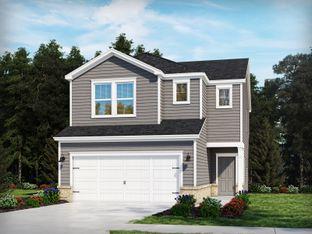 Ayden - Anniston Chase: Fort Mill, North Carolina - Meritage Homes