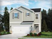 Anniston Chase by Meritage Homes in Charlotte South Carolina