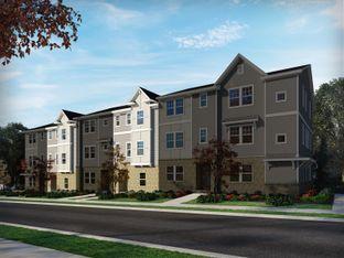 Farmington - Enclave at City Park: Charlotte, North Carolina - Meritage Homes