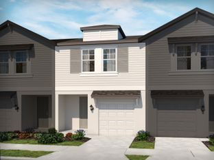 Calistoga I - Preston Oaks: Brandon, Florida - Meritage Homes