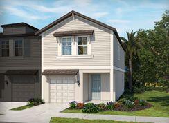 Calistoga - Preston Oaks: Brandon, Florida - Meritage Homes