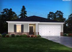 Buchanan - Simpson Farms: Monroe, North Carolina - Meritage Homes