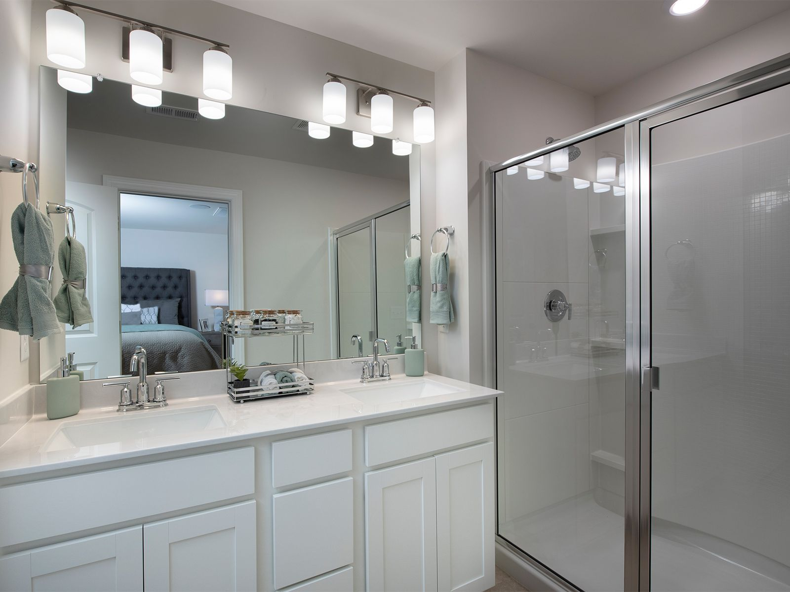 Bathroom featured in the Amber By Meritage Homes in Greenville-Spartanburg, SC