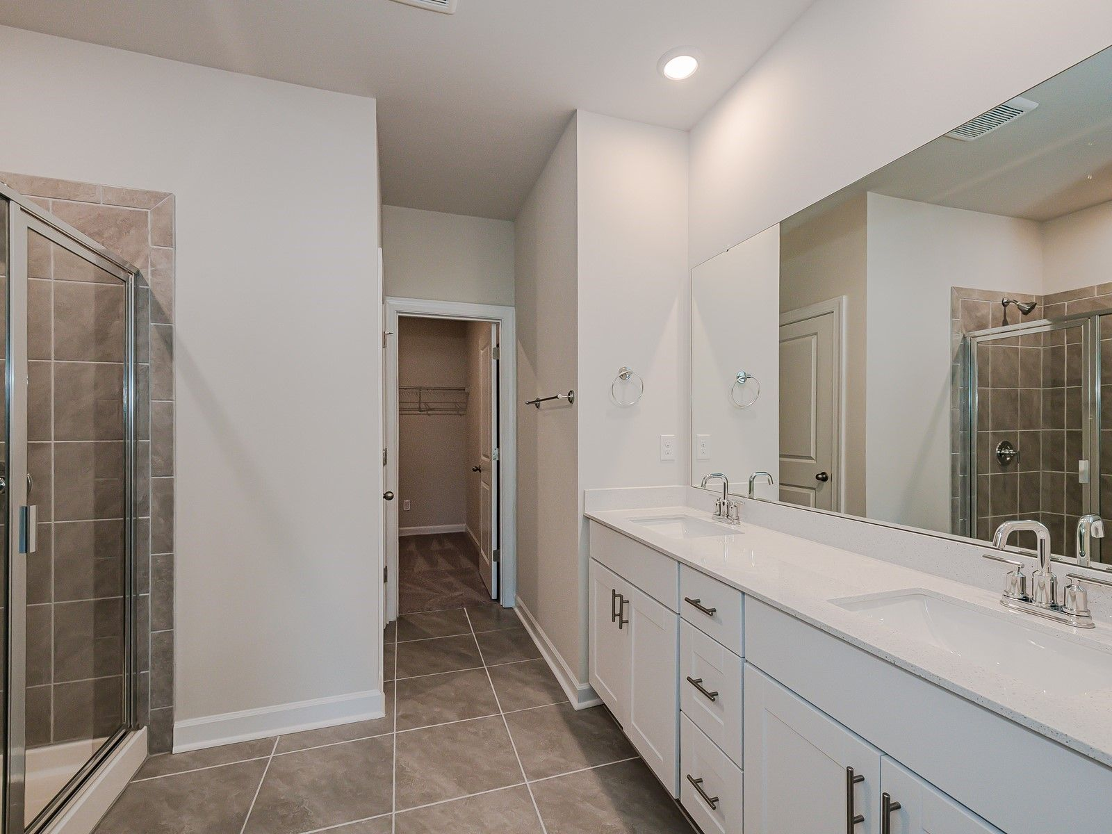 Bathroom featured in the Chandler By Meritage Homes in Charlotte, NC