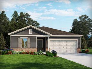 Chandler Basement - Shepherds Landing: Mooresville, North Carolina - Meritage Homes