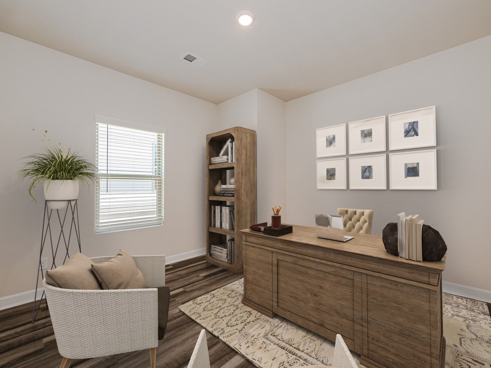Living Area featured in the Newport By Meritage Homes in Charlotte, NC