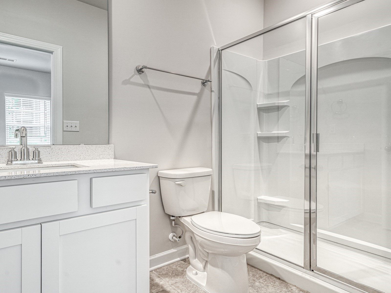 Bathroom featured in the Somerset By Meritage Homes in Charlotte, NC