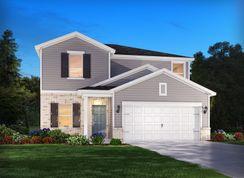 Alexander - Bowman Village: Mebane, North Carolina - Meritage Homes