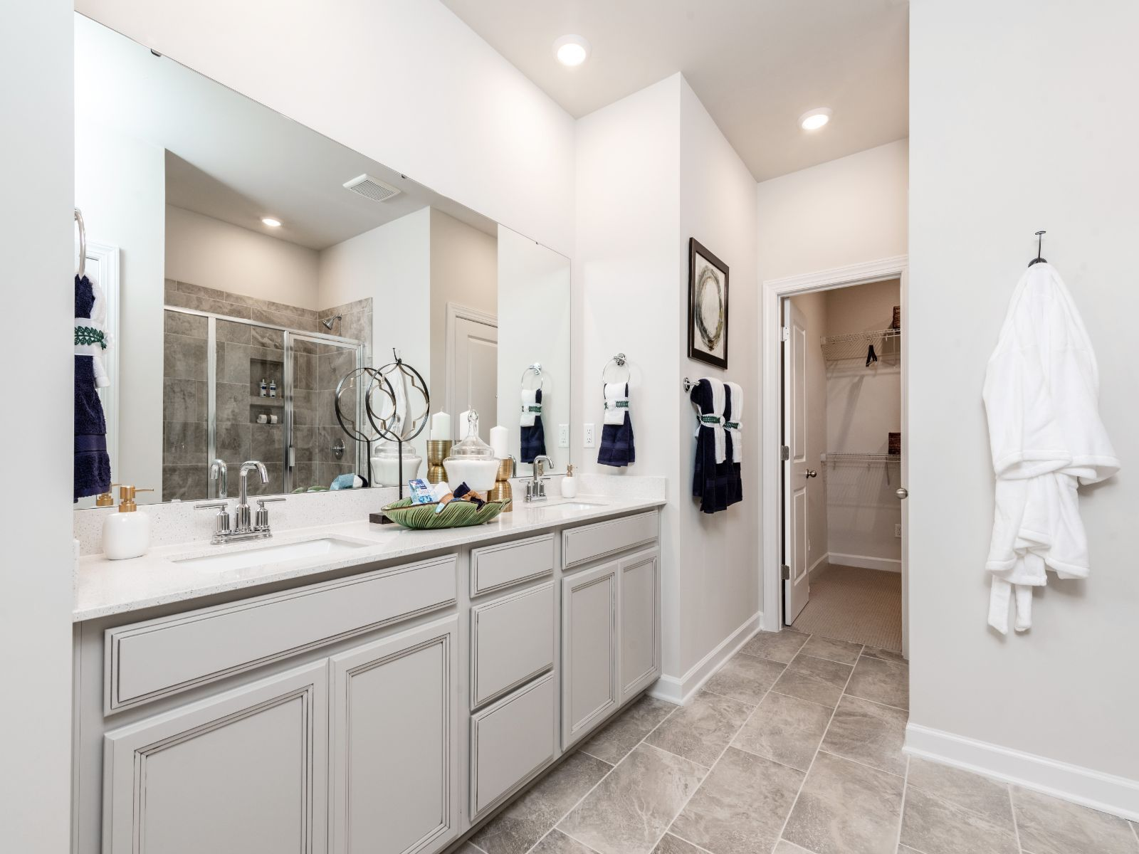 Bathroom featured in the Camden By Meritage Homes in Charlotte, NC