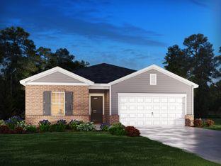 Newport - Simpson Farms: Monroe, North Carolina - Meritage Homes