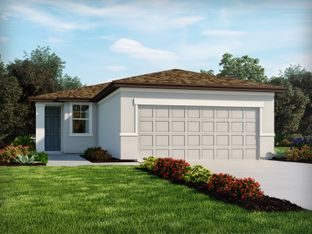Denali - Monroe Meadows: Zephyrhills, Florida - Meritage Homes