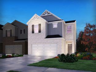 Cartwright End Unit - Morningside Village: Lawrenceville, Georgia - Meritage Homes