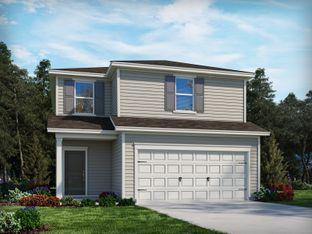 Finley - Morgan Hills: Albemarle, North Carolina - Meritage Homes
