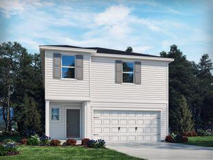 Lennon - Morgan Hills: Albemarle, North Carolina - Meritage Homes
