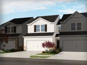 Douglas Townes by Meritage Homes in Greenville-Spartanburg South Carolina