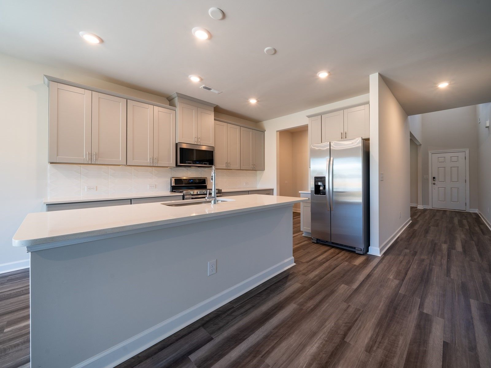 Kitchen featured in the Johnson By Meritage Homes in Atlanta, GA