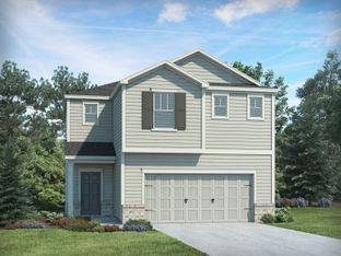 Garrison - Morgan Hills: Albemarle, North Carolina - Meritage Homes