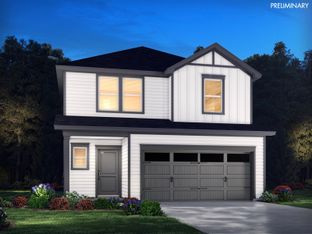 Paisley Basement 346B - The Montage: Raleigh, North Carolina - Meritage Homes
