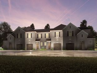 Beckett - Newmans Crossing: Gallatin, Tennessee - Meritage Homes