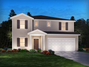 Johnson - Holland Park: Spartanburg, South Carolina - Meritage Homes