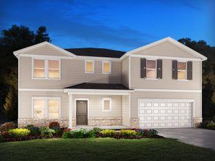 Oakley - Chestnut Grove: Greer, South Carolina - Meritage Homes