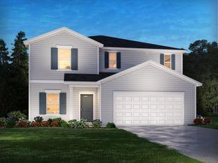 Dakota - Holland Park: Spartanburg, South Carolina - Meritage Homes